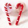 땡땡이 지팡이 13cm(6개입) 트리 크리스마스 TROMCG