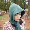 가을겨울 울혼방니트 보넷모자n927