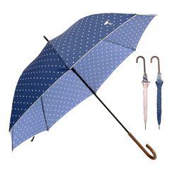 스누피 장도트 곡자60 우산