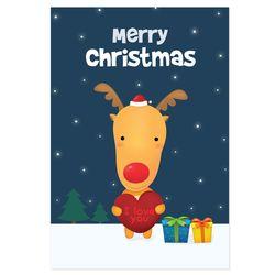 크리스마스 엽서 ch1