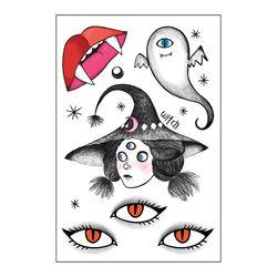 T.A-057-할로윈 마녀의 눈