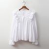 High Frill Blouse