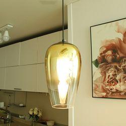 골드 페이드 1등 펜던트 식탁등 인테리어 식탁조명