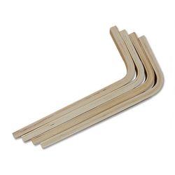 토리 원목 책상다리 4개 세트 (식탁용 다리)