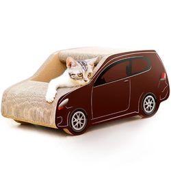 (봉봉펫닷컴) 고양이 자동차 박스