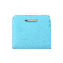 미니 사피아노 반지갑 블루(AG2H8603DALL)