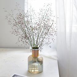 잎안개 꽃 생화 드라이플라워 가능한 식물 소품 인테리어