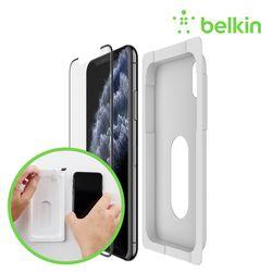 벨킨 아이폰11프로 템퍼드 곡면 강화유리 액정보호필름 F8W970zz