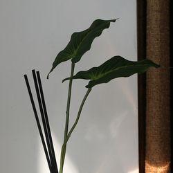리베르 안스리움 2잎 조화