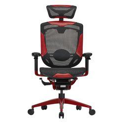 디베리 메리트 레드에디션 오피스체어 사무용 컴퓨터 메쉬 의자