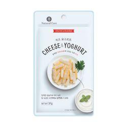 네츄럴코어 치즈&브림 요구르트 27g