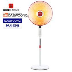 대웅모닝컴 대웅 키높이 전기히터전기난로 DWH-C1909