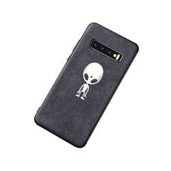 아이폰6 배트맨 알칸타라 슬림 심플 젤리 케이스 p339