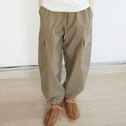 bading cargo loose pants (3colors)