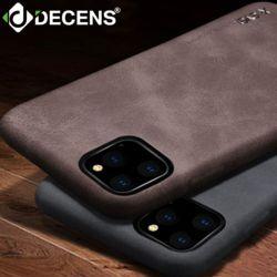 데켄스 M048 아이폰 X-LEVEL 가죽 빈티지 케이스