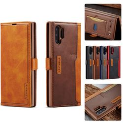 갤럭시 투톤 디자인 더블 카드수납 가죽 휴대폰 케이