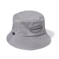 CORE BUCKET HAT-GREY