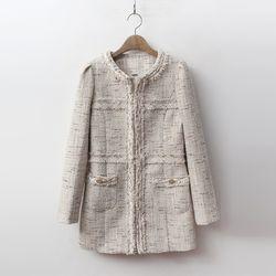 Tweed Pastel Lady Jacket