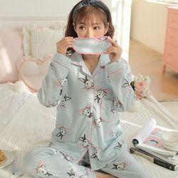블루 바니 잠옷세트