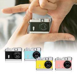 레트로 감성 토이 디지털 카메라 DSC Pieni