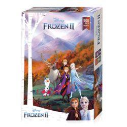 겨울왕국2 가을 풍경 디즈니 500피스 직소퍼즐
