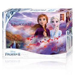 겨울왕국2 미지의 땅으로 디즈니1000피스 직소퍼즐