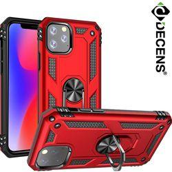 데켄스 M469 아이폰 하드 아머 스마트 링 케이스