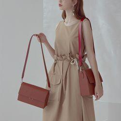 [펀딩완판템 5%적립] Tout bag[뚜드백]-Brown
