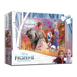 [Disney] 디즈니 겨울왕국2 직소퍼즐(500피스D519)