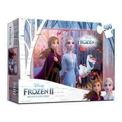 [Disney] 디즈니 겨울왕국2 직소퍼즐(500피스D518)