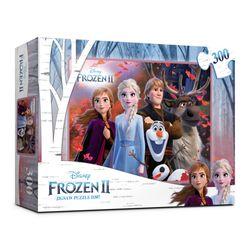 [Disney] 디즈니 겨울왕국2 직소퍼즐(빅300피스D307)