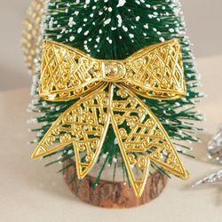 입체 리본 13cm (2PCS) 크리스마스 트리 장식 TRMBLS