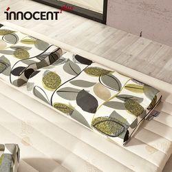 도도 천연라텍스 베개 XL (나뭇잎 프린팅)