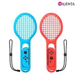 마젠타 닌텐도 스위치 테니스 라켓