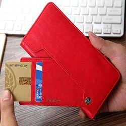 아이폰11 프로 맥스 가죽 카드수납 지갑 플립 케이스