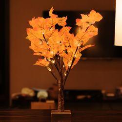 어반 LED 단풍나무 무드등