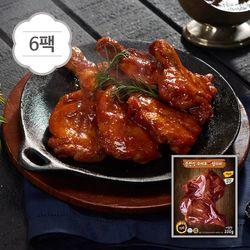 춘천식 직화 닭다리 고추장맛 200g 6팩