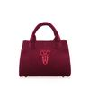 V Fan.C Bag -Wine (XS) (V팬시백)