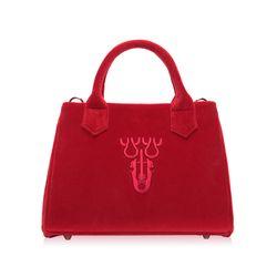 V Fan.C Bag -Red (S) (V팬시백)