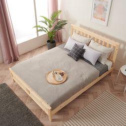 라보떼 키아로 원목 침대 SS (매트제외) CR01