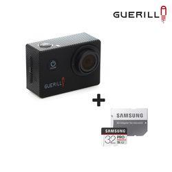S 게릴라 액션캠 프로3000 + PROENDURACE 32GB
