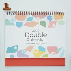 2020 Double2 Calendar L