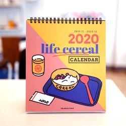 2020 Life cereal Calendar