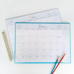 2020 Desk Calendar