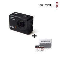 S 게릴라 액션캠 프로9000 + PROENDURACE 32GB