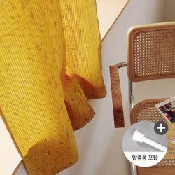 까르데코 앨리스 윈드플라워 창문 가리개커튼+봉포함