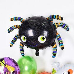 할로윈은박풍선 거미