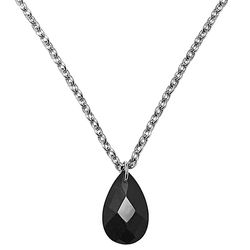 MARK-4 NECKLACE BLACK POLKA