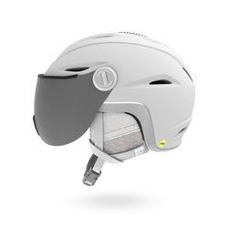 ESSENCE MIPS (아시안핏) 여성용 보드스키 헬멧 - MATTE WHITE