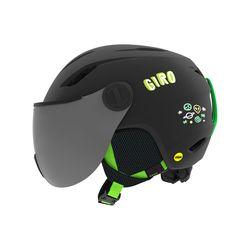 BUZZ MIPS (아시안핏)유아 아동용보드스키 헬멧 MT BK BR GR AL